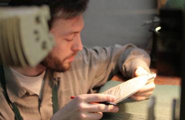 Yann Besson explores - 1