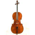 Moa Karlsson - front violoncelle