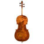Moa Karlsson - back violoncelle